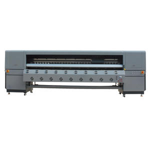10feet Printer 8head Large Konica with 512I Format Km