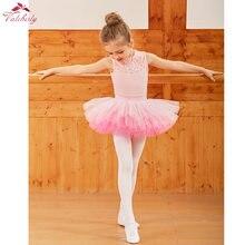 Meninas dança saia ballet tutu quatro-camada fio saia petticoat princesa ballet dança tutu saia crianças bolo saia christsmas hallow