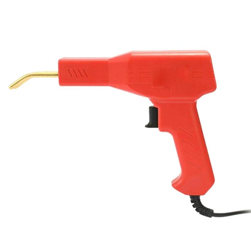 Plastic Welder Garage Tools Hot Staplers Machine Staple Pvc Plastic Repairing Machine Car Bumper Repair Hot Stapler Eu Plug