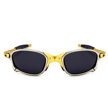Okulary przeciwsłoneczne Mtb okulary polaryzacyjne okulary męskie okulary rowerowe UV400 okulary przeciwsłoneczne okulary rowerowe okulary przeciwsłoneczne na rower CiclismoD4-4 tanie i dobre opinie CN (pochodzenie) Polarized 36mm Srebrny 53mm Z poliwęglanu Unisex ALLOY Jazda na rowerze