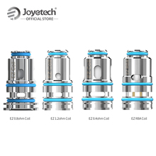 Joyetech Cabezal de bobina EZ 0.4ohm/1,2ohm EZ RBA bobina para Cartucho EZ/Exceed Grip Pro/Plus Pod Kit E cigarrillo Vape Core