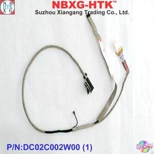 New for Dell Latitude E6520 series LCD video screen Flex cable 08PT7 DC02C002W00