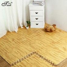 Eva коврик для ползания, напольное покрытие, спортивные подушки, от производителя, противоскользящий толстый детский пенопластовый напольный коврик 60*60