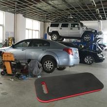 Pod mata samochodowa ochraniacze na kolana mata z pianki wielokrotnego użytku naprawa poduszka konserwacyjna T3EF tanie i dobre opinie CN (pochodzenie)