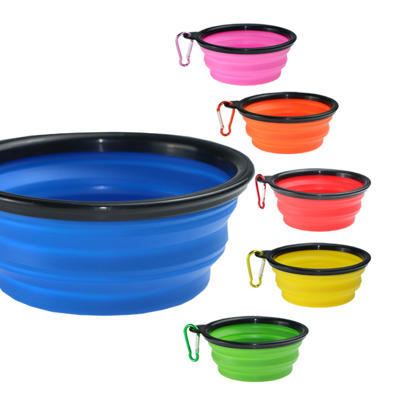 Silicone-Collapsible-Foldable-Dog-Bowl-Candy-Color-Outdoor-Travel-Portable-Puppy-Food-Container-Water-Feeder-Dish (1)