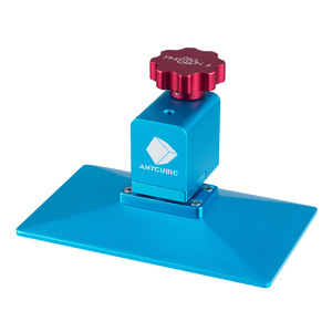Image 3 - 25*25*70MM Photon/Photon S UV 3D Druck plattform komponenten für ANYCUBIC Photon/Photon S SLA UV DIY 3d drucker ersatzteile