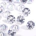 1,0-12,0 мм класс AAAAA, белый цвет, искусственный камень, круглый вырез, цирконий, камень для ювелирных изделий, одежды, самодельные Украшения, дра...