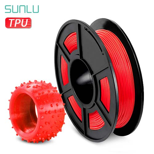 ТПУ гибкий 3D Принтер Нити Бестселлер Sumlibation ТПУ Гибкая нить нетоксичный материал печатная игрушка материал