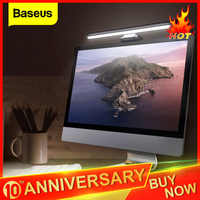 Baseus Screenbar lampa biurkowa led komputer stancjonarny ekran laptopa Bar lampa wisząca lampa stołowa USB lampka do czytania baterii do monitora LCD