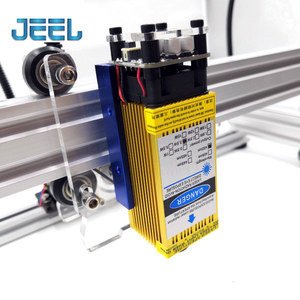 Image 5 - 15W 450nm 33mm Fixed Focus Laser Head Engraving Modul TTL/PWM Can Engrave On Stainlessw Carving Engraving Machine Engraver