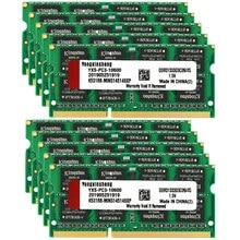 10pieces set DDR3 2GB RAM 1333Mhz PC3-10600S SO-DIMM LAPTOP 204 Pins 1.35V or 1.5V NON ECC