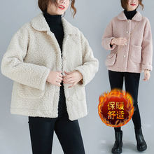 Осенне зимняя Толстая флисовая женская спортивная куртка теплая