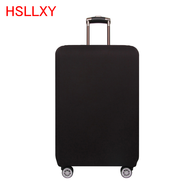 Luggage Cover Suitcase Case Travel Trolley Suitcase Protective Cover For S/M/L/XL/ 19-32 Inch Travel Accessories Luggage Cover