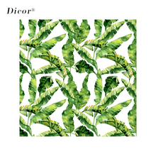 45/60/90*200cm No Glue Vinyl Static Cling Frosted Privacy Stained Glass Door Window Film Anti UV Bathroom Decor Green Everywhere