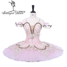 adult girl light pink Sleep Beauty ballet tutu classical  professional for performance or competitionBT9044D