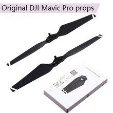 オリジナル DJI Mavic プロプロペラ 8330 8330F クイックリリース折りたたみプロペラ dji Mavic プロカメラドローンの部品は小道具