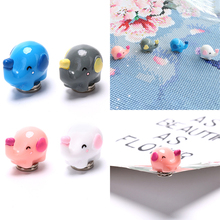 Diamond Painting Cross-Stitch-Accessories Minders-Tool Diy-Crafts Elephant 1PCS Magnet-Cover-Holder