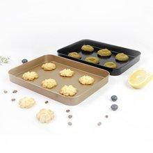 10 Inch Rectangular Baking Pan Cake Bread Mold Baking Tray Cake Mold Non-Stick Baking Tray Square Bread Baking Tray british baking