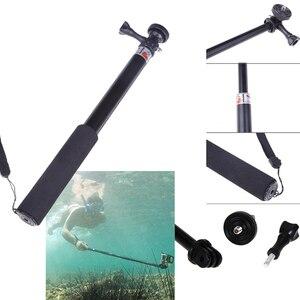 Image 1 - Wasserdicht Einbeinstativ Stativ Teleskop für Gopro Stick Erweiterbar Baton Selfie Handheld Sophie Sticks w/Mount für GoPro Hero 3