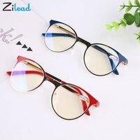Zilead lunettes de lecture hommes Anti rayons bleus presbytie lunettes Antifatigue lunettes pour femme avec + 1.5 + 2.0 + 2.5 + 3.0 + 3.5 + 4.0 + +