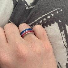 Новая семейная гордость нержавеющая сталь кольца из нержавеющей стали в европейском и американском стиле кольцо для гомосексуалистов аксе...