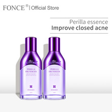 Fonce rose condensed nicotinamide brightening complexion toner hydrating men and women softening lotion 80ml hydrating lotion