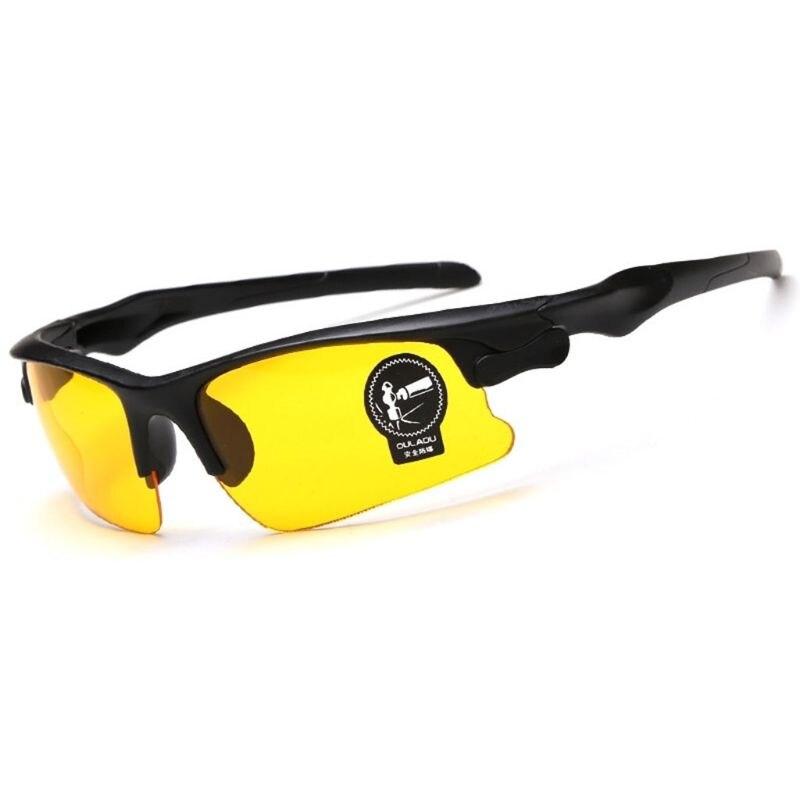 Car Anti Glare Driving Night-Vision Glasses Protective Gears Sunglasses Goggles