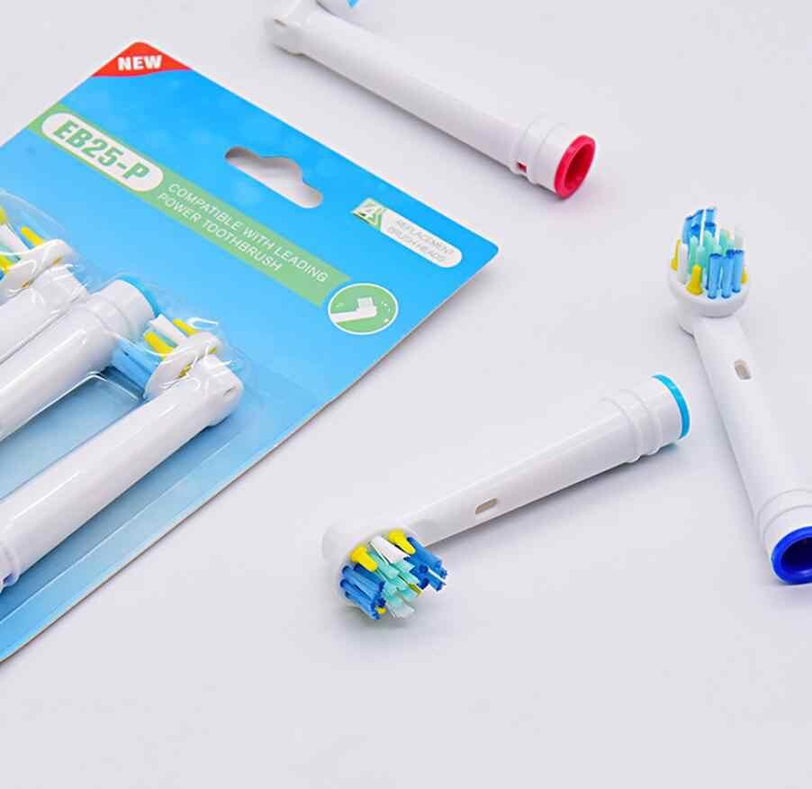 Commercio All'ingrosso di New 8 Pcs/12 Pcs/16 Pcs/20 Pcs/40 Pcs Compatibile Spazzolino da Denti di Ricambio Testa per L'igiene Orale B Modelli di Trasporto Veloce