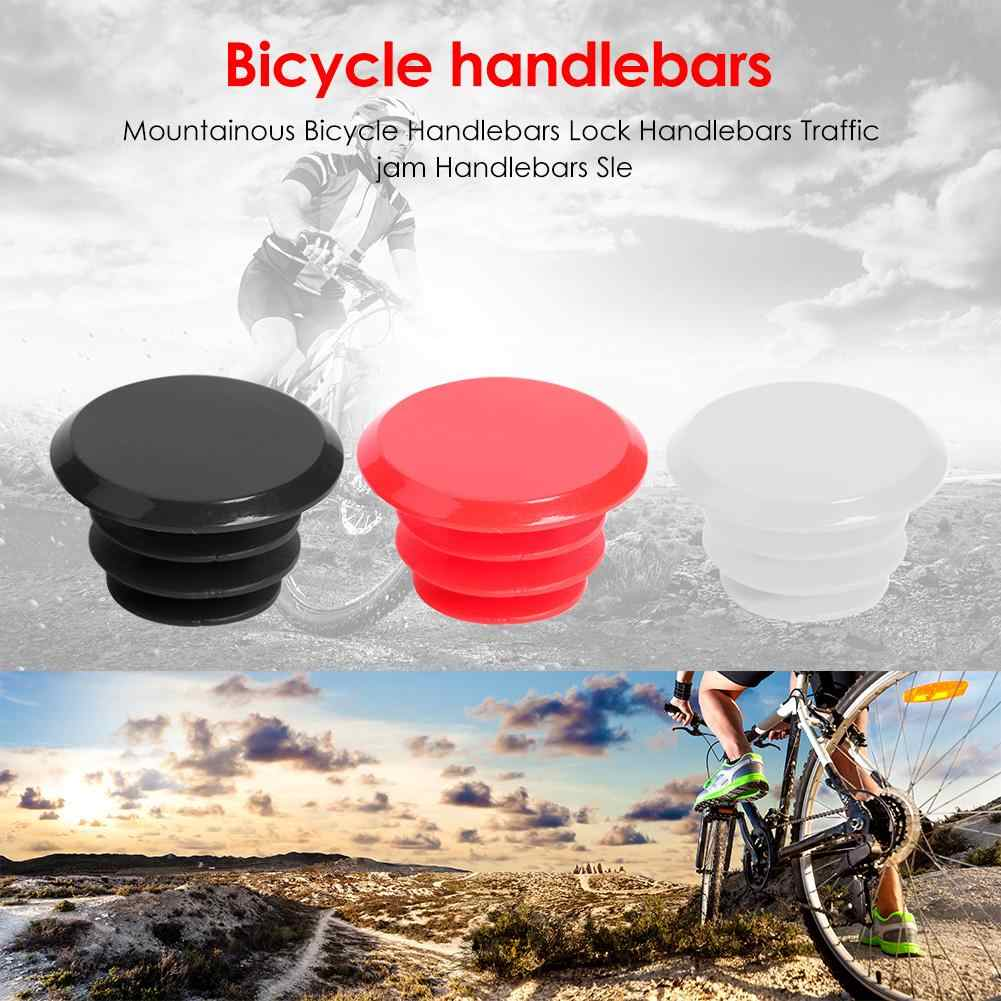 10PCS Bike Bicycle Handlebar Bar End Caps End Plugs for Mountain Bike MTB Bike