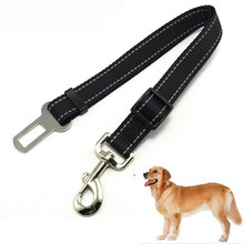 1pc Pet Dog Leash Nylon Car Driving Safety Fixed Traction Walking Training Belt Cat Lead