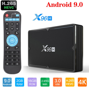 X96H Android TV Box 2GB 16GB 6