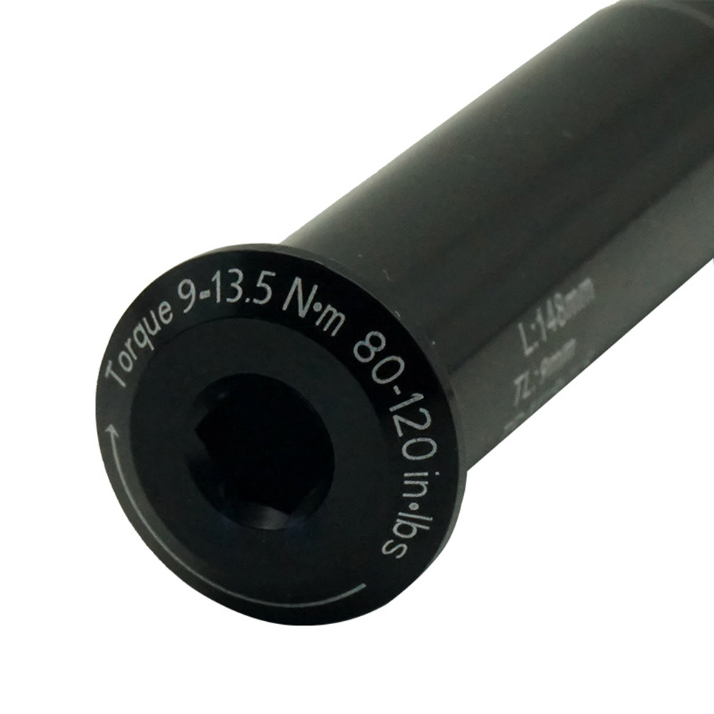 Bicycle Skewer Part For Rock Shox 1 Pc <font><b>15x100</b></font> Mm <font><b>Thru</b></font> <font><b>Axle</b></font> Locking Front Fork image