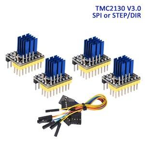 3D Printer TMC2130 V3.0 SPI Stepper Motor Driver StepStick Mute Update V2.0 Silent Support Stability Ramps1.6 MKS GEN V1.4 Board