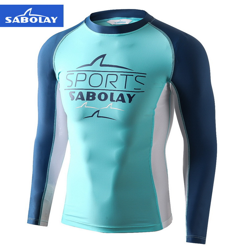 Sabolay New Style Couples Quick-Dry Shipped Outdoor Tight Diving Suit AliExpress Ql6729