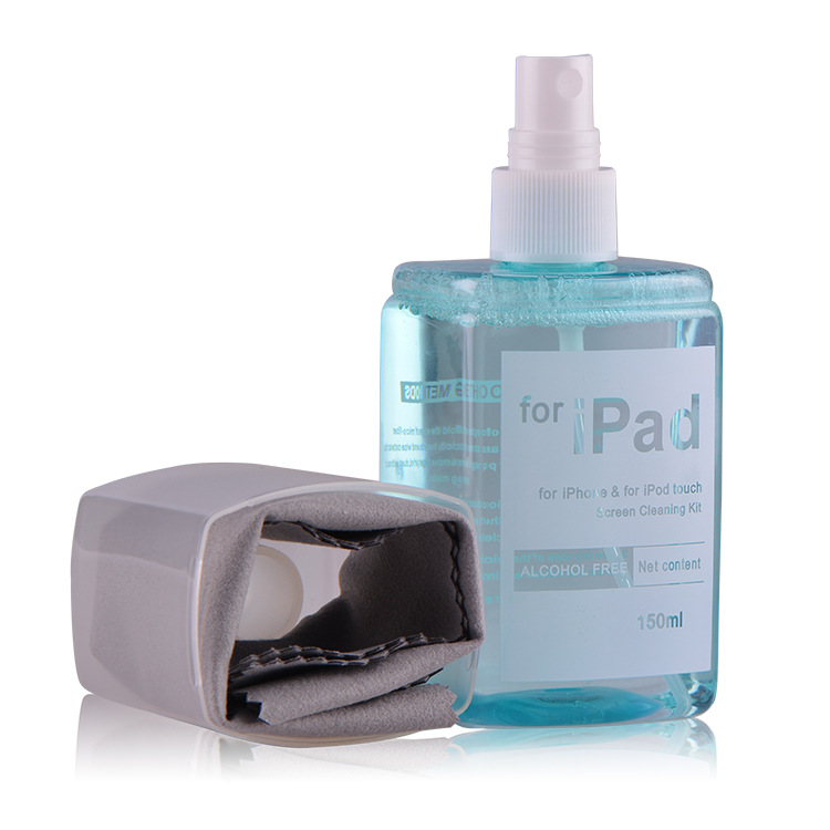 Opula Mobile Phone And Tablet Computer Nursing Set LCD Screen Cleaning Kit Screen Cleaning Spray Cleaning Towel