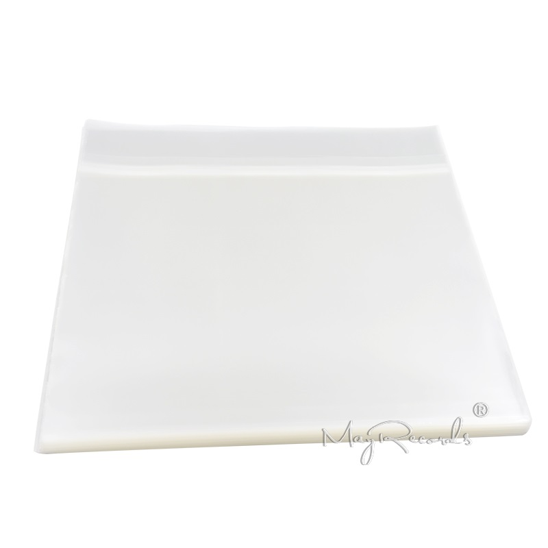 cheapest 25 Resealable 4 7 Mil Plastic Vinyl Record Outer Sleeves for GATEFOLD 2LP 3LP