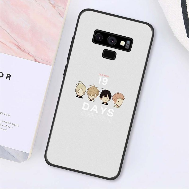 19 Days Phone Case For Samsung Galaxy Note7 8 9 5 10 Pro A50 J5 J6 Prime J7