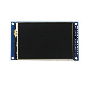 3.5 Cal 320X480 TFT LCD moduł wyświetlacza Sn z panelem kontaktowym wyświetlacz LCD kolor RGB sterownik IC ILI9486 dla Arduino C51 STM32