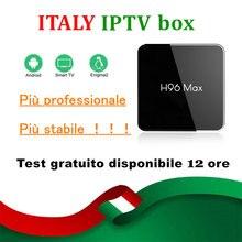 Italy IPTV Android tv box italia IPTV M3U subscription IPTV mediaset premium support Android APK smart tv VLC enigma2 h96 max iptv m3u enigma2 iptv germany spain italy uk france belgium mediaset premium apk for android smart tv germany iptv apk