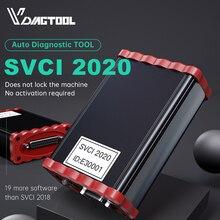 VDIAGTOOL FVDI2020 крышка FVDI V2014 V2015 V2018 полная версия без ограничений Fvdi Abrite Commander 21 программное обеспечение SVCI2019 обновление онлайн