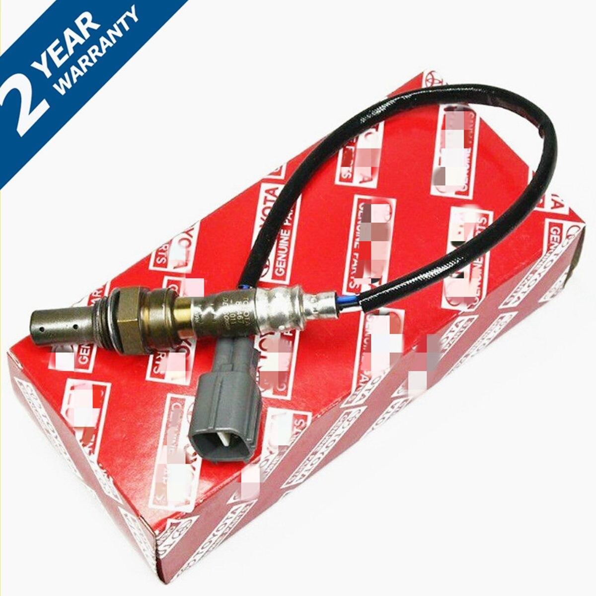 อัตราส่วนน้ำมันเชื้อเพลิง O2 เซนเซอร์ออกซิเจน SG848 89467-48011 234-9009 สำหรับ Toyota Lexu RX300 G1R