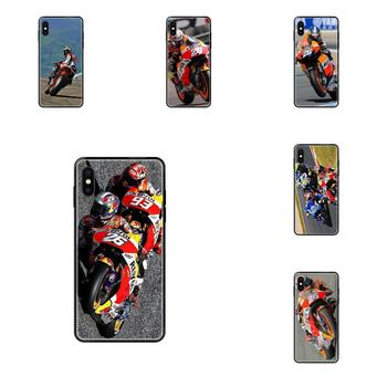 Dani Pedrosa Soft Print Phone Cover Case For Huawei Honor Mate Play V10 View 10 20 20X 30 Lite Pro Y3 Y5 Y9 Nova 3 3i Pro image