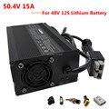 900 Вт 48 в 12S литий-ионное зарядное устройство output 50 4 в 15A литий-ионное зарядное устройство 50 в 15A зарядное устройство используется для 48 в акку...