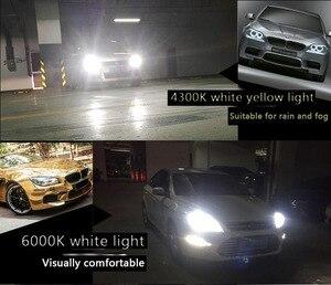 Image 2 - 2 piunids/lote D2S lámparas de xenón D2R D4S D4R coche HID reemplazo de bombillas 4300K 6000K faro brillante de xenón lámpara de luz blanca