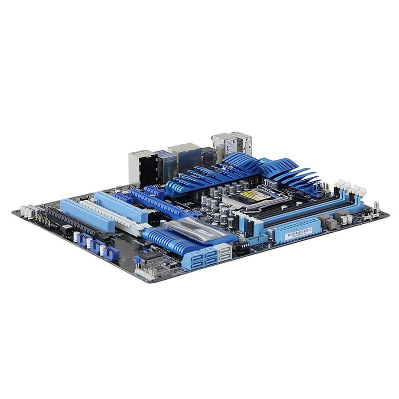 Original For ASUS P8Z68-V/GEN3 Desktop motherboard Z68 LGA 1155 ATX DDR3 32GB SATA3.0 USB3.0 PCI-E 3.0 100% fully Tested 2