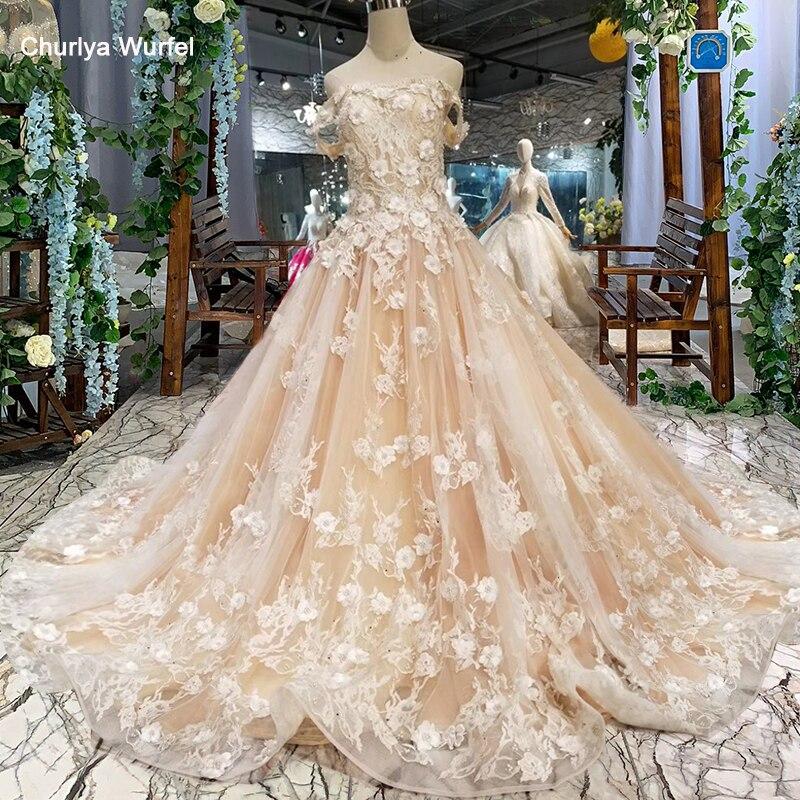 HTL058 a-ligne robes de soirée formelles chérie hors de l'épaule 3d fleurs sexy filles robes de soirée taille personnalisée livraison gratuite