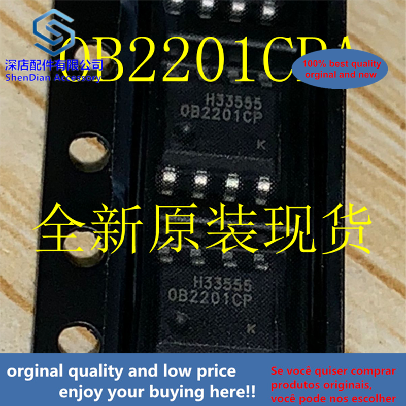 10pcs 100% Orginal And New OB2201CPA SOP8 OB2201CP Best Qualtiy
