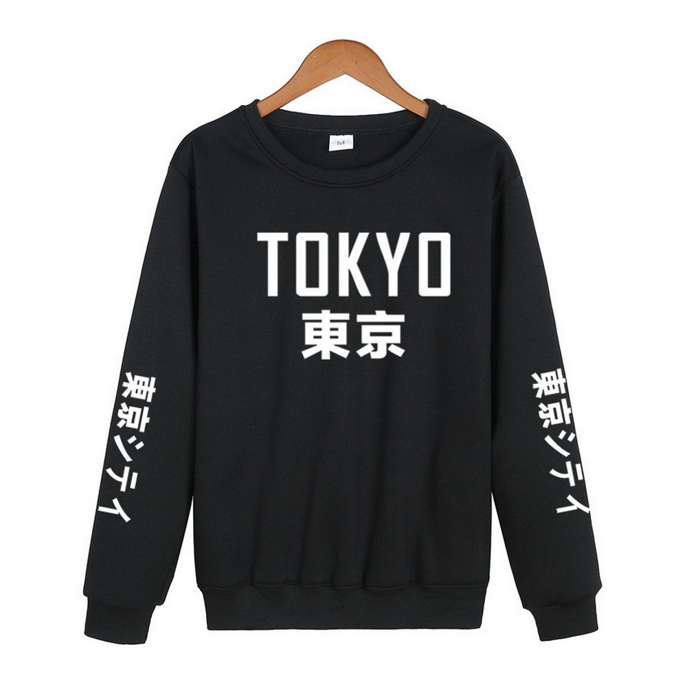 Fashion Japanese Streetwear  Hoodie Sweatshirt Multiple Colour Men Women  Pullover Hip Hop Streetwear Off White Male Tops 3XL