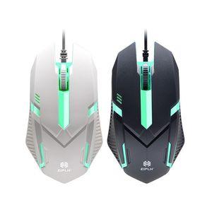 Совершенно новая проводная мышь с подсветкой, эргономичная оптическая мышь, компьютерная игровая мышь, модная, удобная, быстро перемещающа...