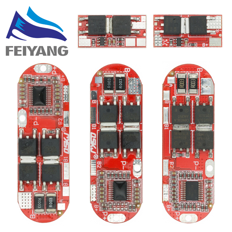3s 4s 5s 25a Bms 18650 литийполимерное литийионное литий Батарея защита модуль печатной платы Pcb Pcm 18650 Lipo Bms Зарядное устройство по умолчанию 3S